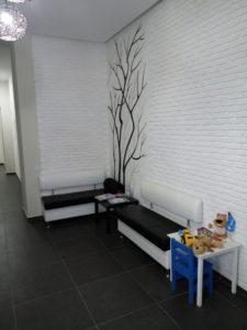 Салон красоты New Style зона ожидания