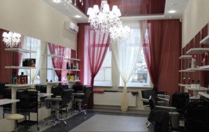 Салон красоты New Style парикмахерский зал